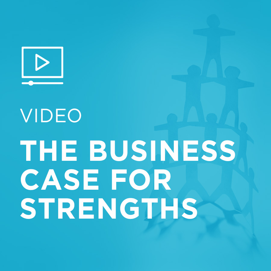 Image for The Business Case For Strengths portfolio entry