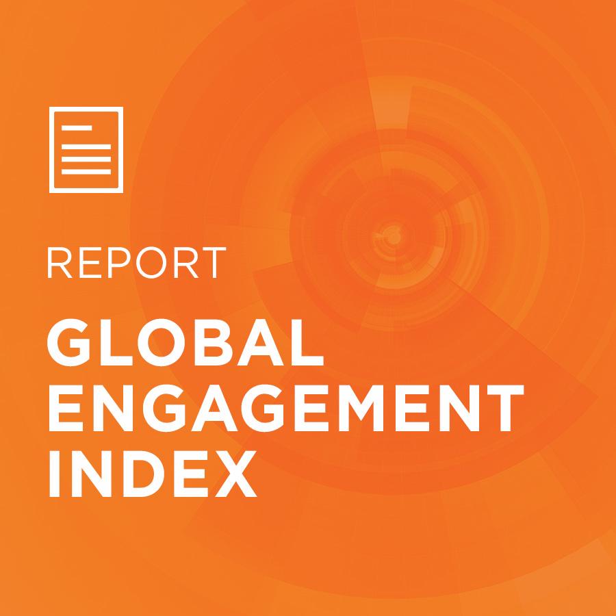 Image for Global Engagement Index portfolio entry