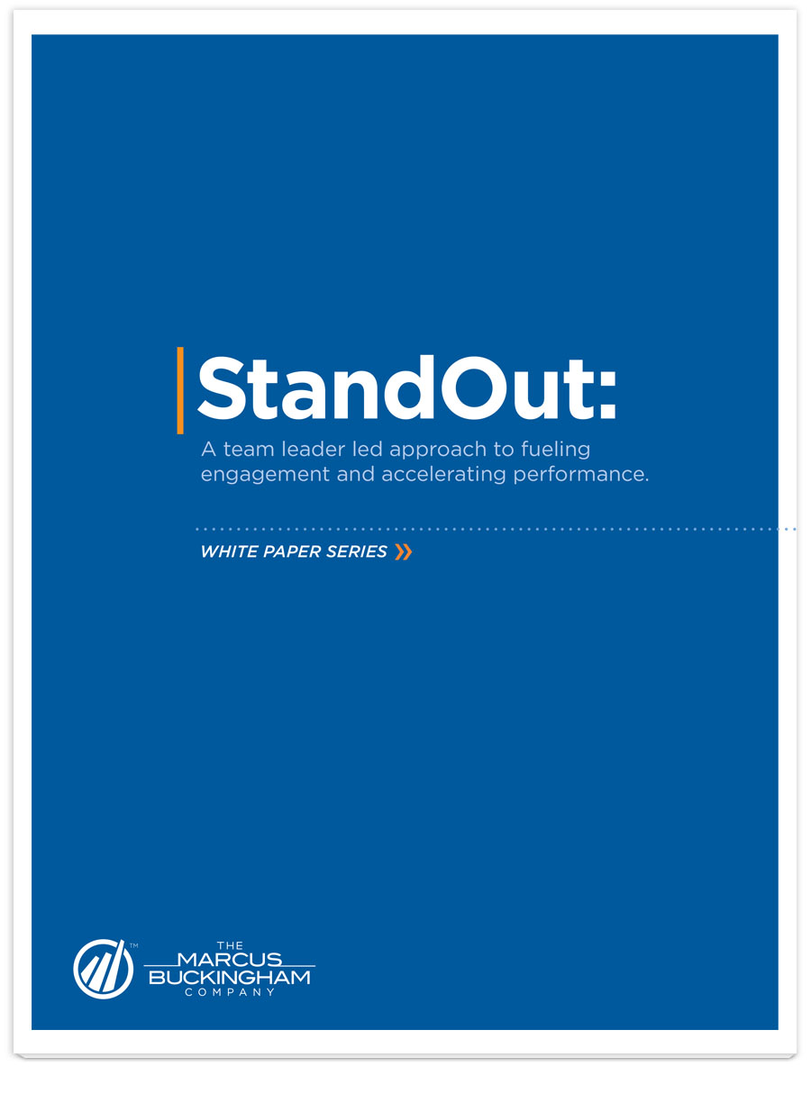 Image of StandOut White Paper Series PDF
