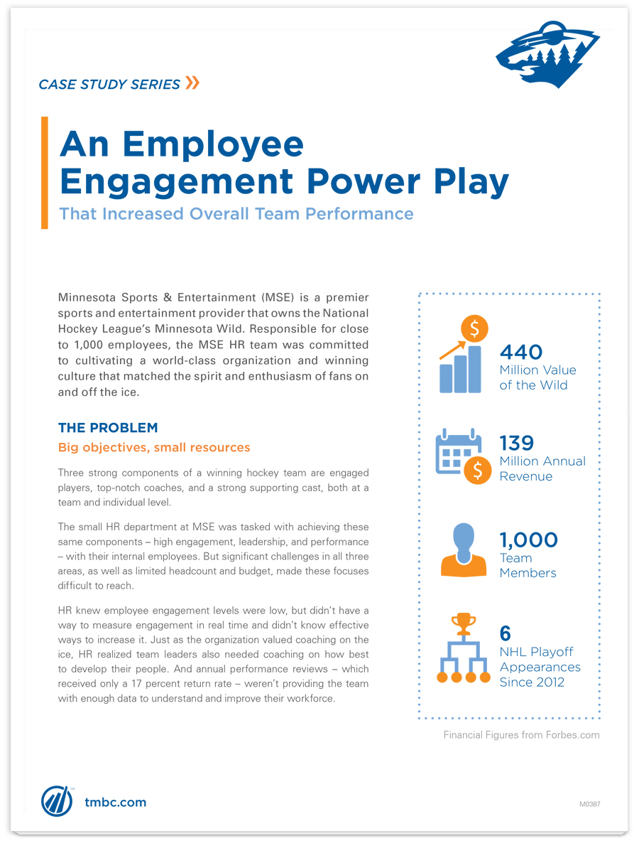 Image of An Employee Engagement Power Play PDF