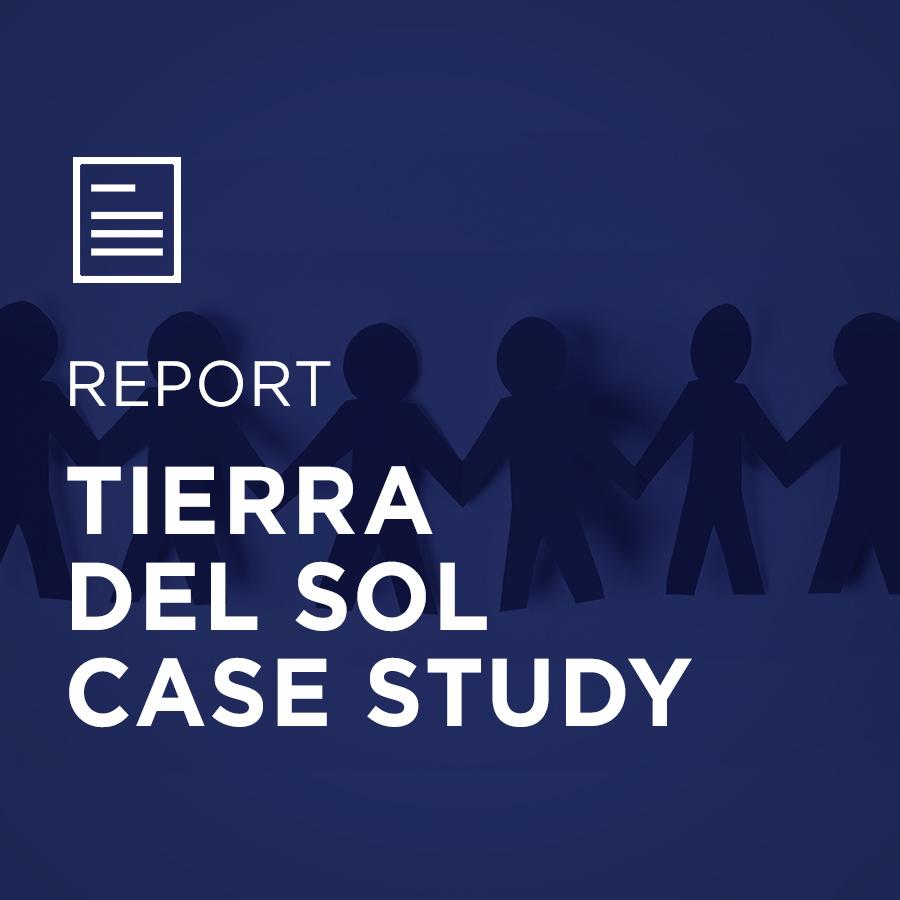 Image for Tierra Del Sol Case Study portfolio entry